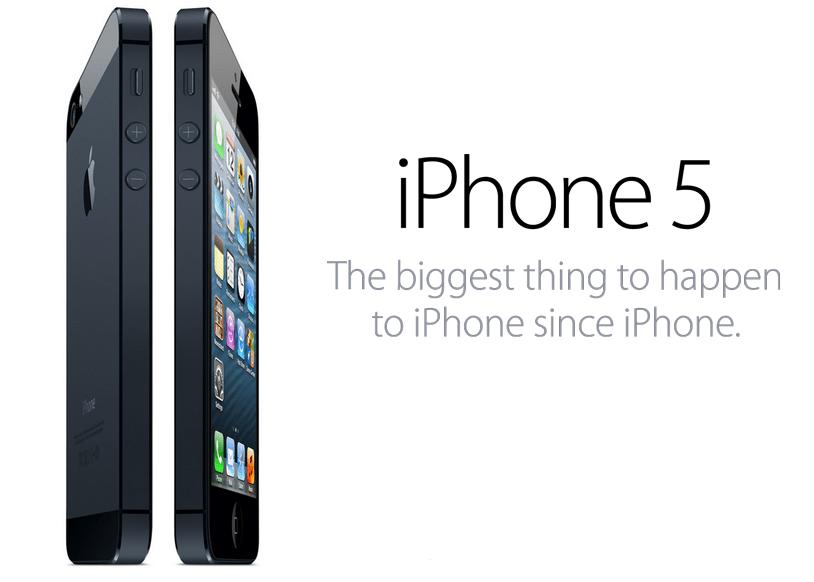 iPhone 5, cel mai important lucru să se întâmple cu iPhone
