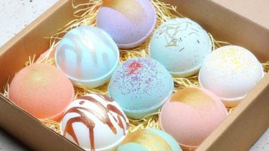 Photo of Grab the attention of customers eye-catching custom bath bomb boxes.