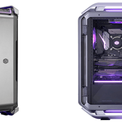 Living Room Friendly Pc Case Gloss White Furniture Uk 17 Best Cases In 2019 Full Tower Mid And Mini Itx The Cooler Master Cosmos C700p