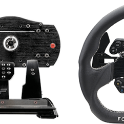Steering Wheel Pc Methanol Phase Diagram 10 Best Racing Wheels For Xbox One And Ps4 In 2019 The Tech Lounge Fanatec Forza Motorsport Pedals Bundle