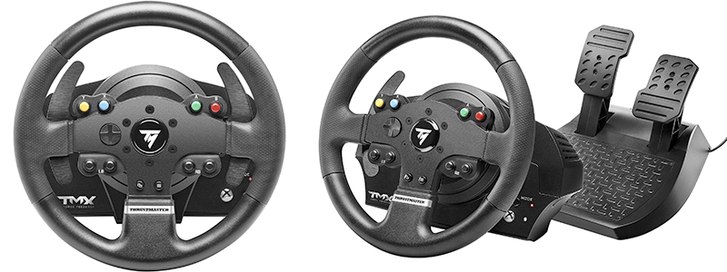 steering wheel pc ford focus wiring diagram 2008 10 best racing wheels for xbox one and ps4 in 2019 the tech lounge thrustmaster tmx force feedback