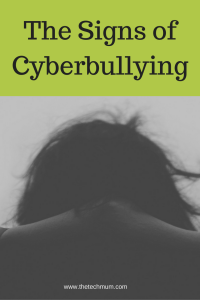 Recognise the Signs of Cyberbullying