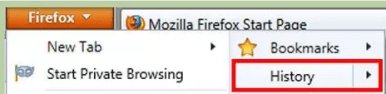 Firefox step 2