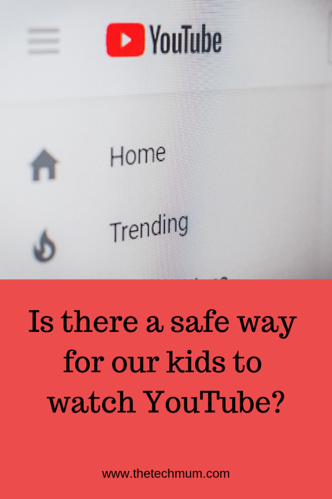 Can you make Youtube safe