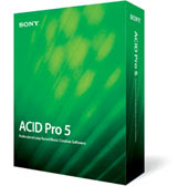 Sony Acid Pro 5.0 reviewed in The Technofile by MC Rebbe: DJ, VJ, rapper, producer, remixer, journalist,  Jewish comedian,