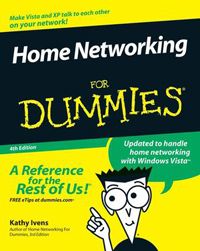 MC Rebbe reviews Home Networking For Dummies 4th Edition in The Technofile