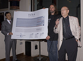 Rupert Neve 50880 mixing desk