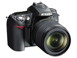 Nikon D90 previewed in The technofile