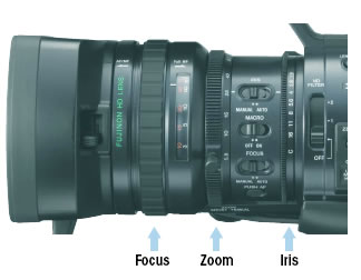 Sony XDCAM EX, Sony PDW-EX1 previewed in the Technofile by MC Rebbe the Rapping Rabbi