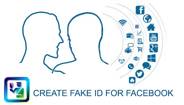 How to create a fake id for facebook goverment id