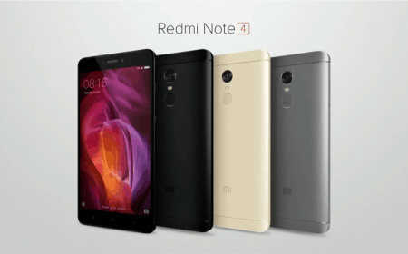 redmi note 4 india thetechtoys dot com
