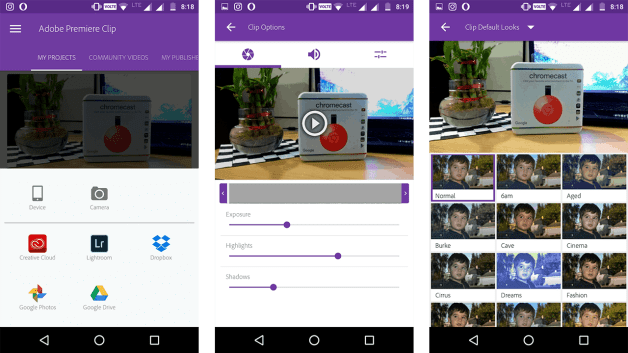 Adobe Premiere Clip BEST VIDEO EDITING APP FOR ANDROID thetechtoys