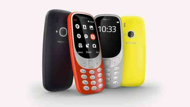 nokia 3310 launched in India thetechtoys dot com