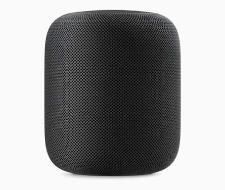 Best smart home speaker Apple HomePod