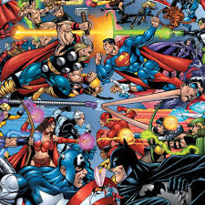 Marvel Vs. DC Part 2