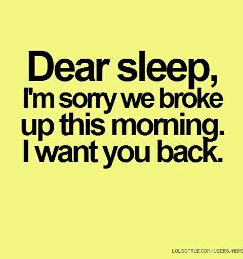 Sleep Is The Best