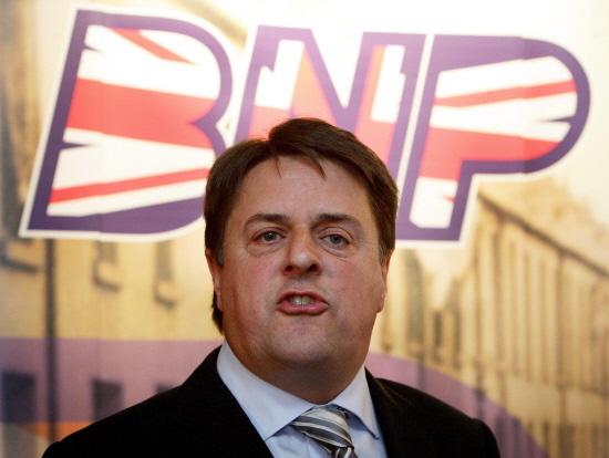 Bradford Telegraph and Argus: Nick Griffin