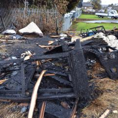 Bradford Council Sofa Removal Carolina Leather Furniture Village Demands For Action Over Horrendous Fly Tipped Rubbish Residents And Businesses Want The Burnt On Land Off Legrams Lane