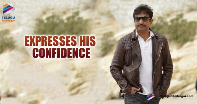 Sreenu vaitla Expresses-His-Confidence