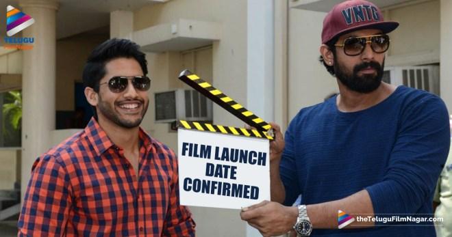 Naga Chaitanya Rana New Film,Naga Chaitanya Rana New movie,Naga Chaitanya - Rana New Film Launch Date Fixed