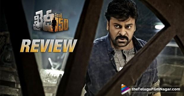 Khaidi no 150 movie review,Khaidi no 150 telugu movie review,