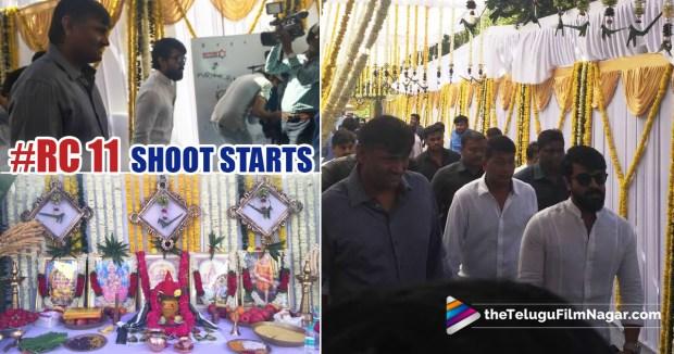 Ramcharan Sukumar Film Launch