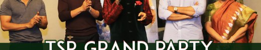 "Chiru Felicitated for ""Khaidi No.150"" Success"