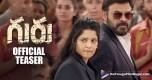 Venkatesh Guru Teaser Is Out