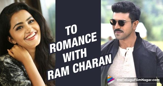 Anupama To Romance Ram Charan