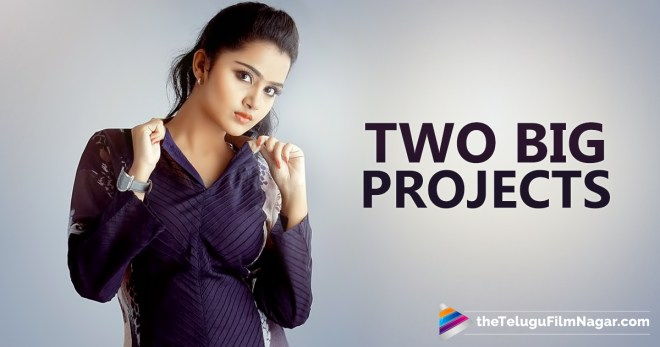 Anupama Parameswaran,annapurna Two-big-projects