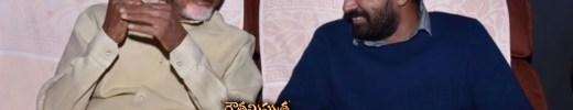 Chandrababu Asks Krish for Satakarni Script