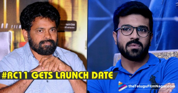Ram Charan and Sukumar Movie Gets A Launch Date,Ram Charan and Sukumar Movie updates,