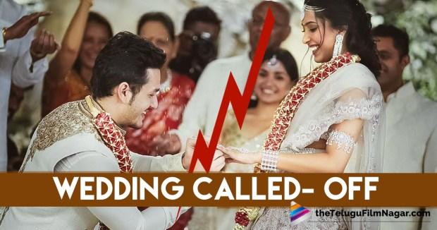 wedding called off