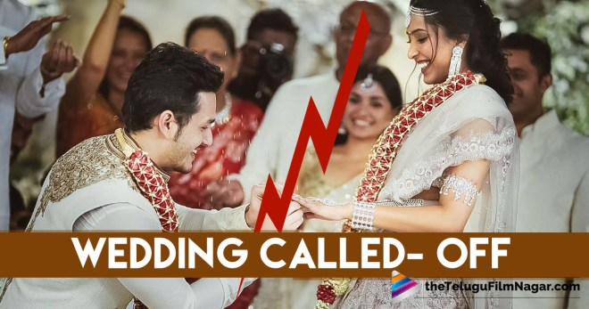 wedding called off