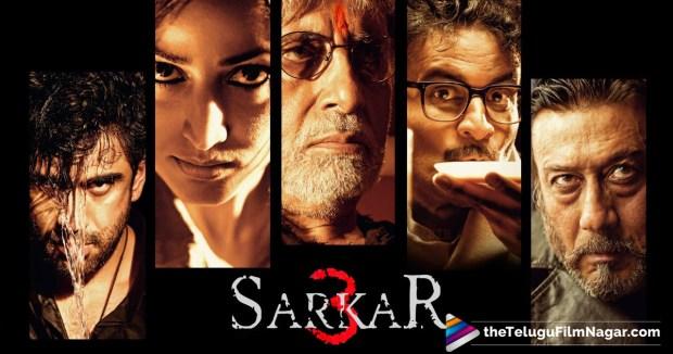 Sarkar 3 Release Date