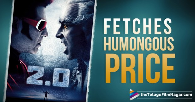 2.0 Satellite Rights Fetches Humongous Price