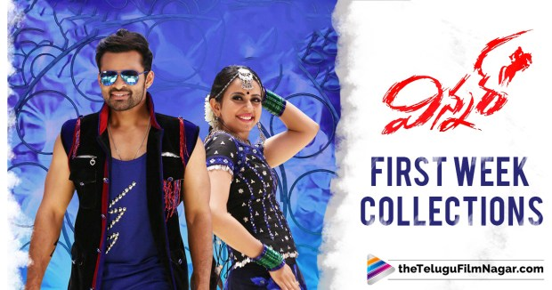 Winner First Week Collections