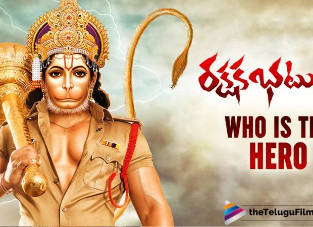 Who is this hero in Rakshakabhatudu?