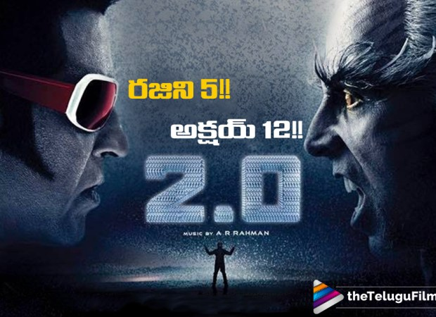 What Are Rajinikanth's And Akshay Kumar's Roles In 2.0