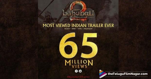 baahubali 65 million views