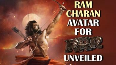 Ram Charan Avatar For RRR Unveiled