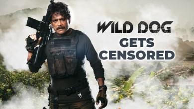 Nagarjuna's Wild Dog Movie Gets Censor Certificate