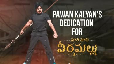 Power Star Pawan Kalyan's Dedication For His Character In Hari Hara Veera Mallu