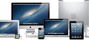 The iDevice family