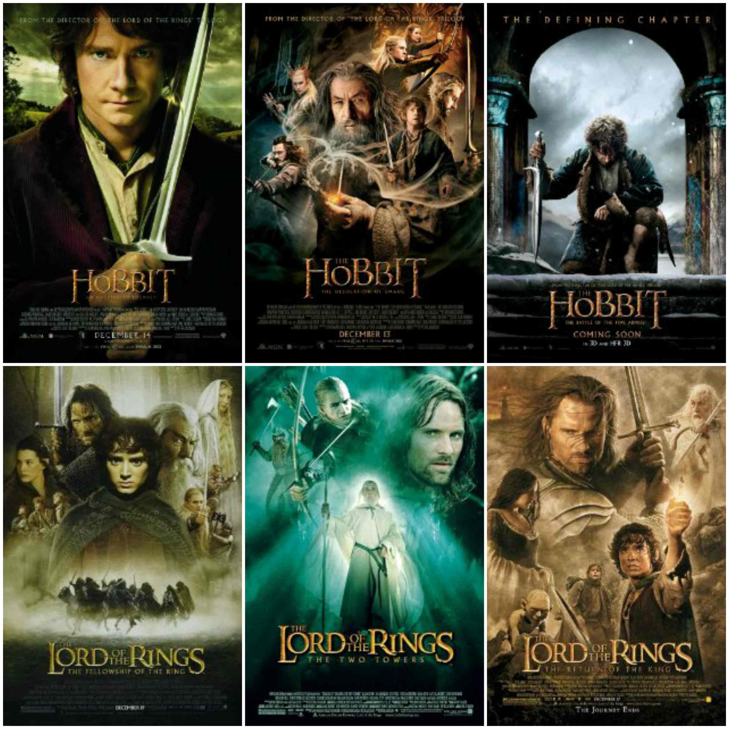 Lord Of The Rings Movie Watching Order