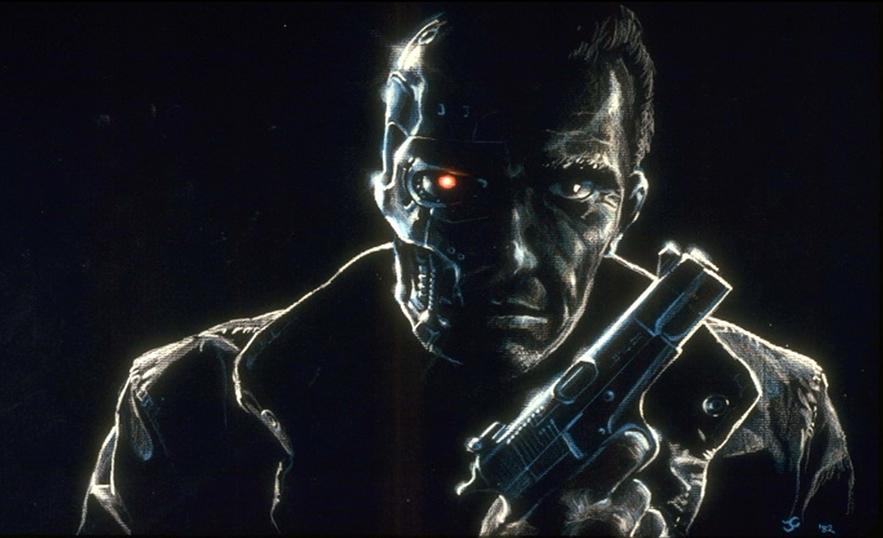 Lance Henriksen Terminator