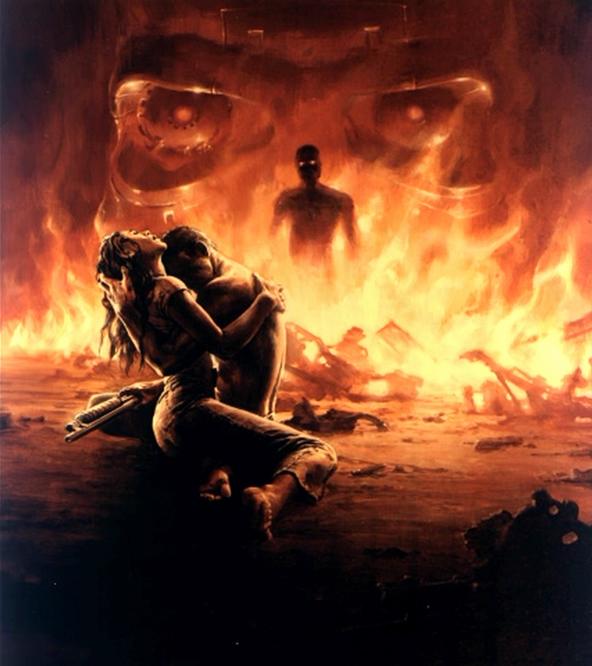 Terminator Concept Art