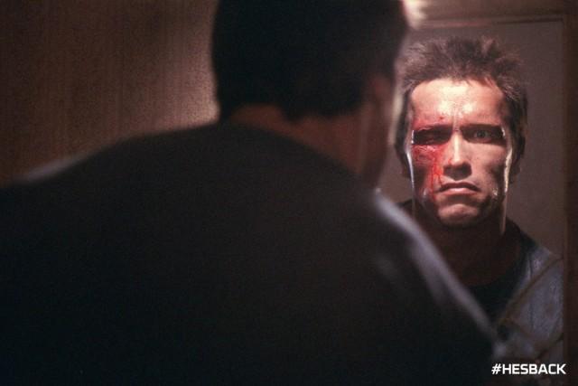 The Terminator Battle Damage