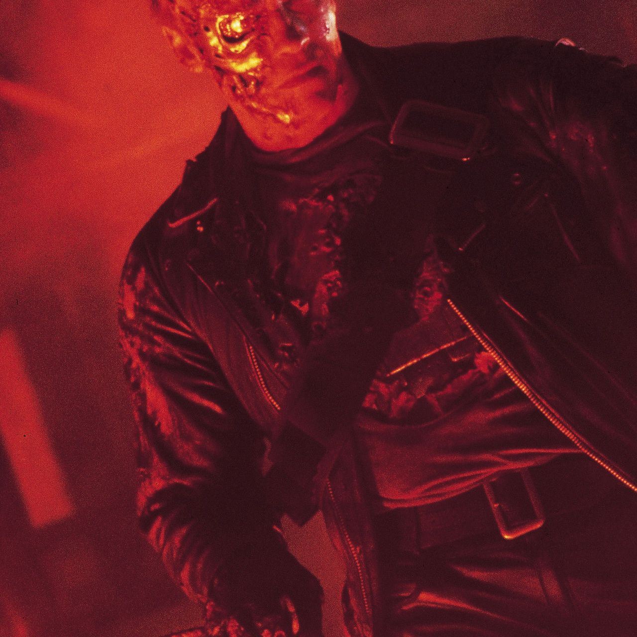 T2 Judgment Day Battle Damaged T-800