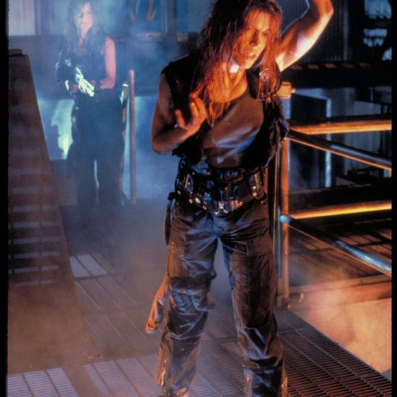 T-1000 as Sarah Connor